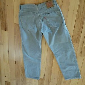 Men's Levi's 550 Jeans Relaxed Fit, W 32 L 30